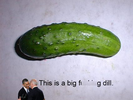 Big dill via 4chan random mask