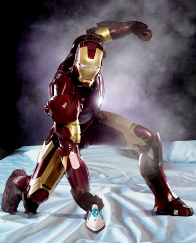 Iron Man 3 This time its literal via fumettimarvel