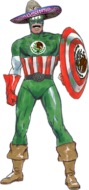 Captain mexico via 4chan random