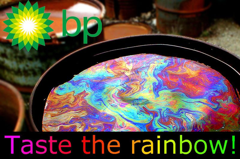 Bp taste the rainbow via filthyphil and eatliver