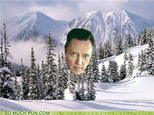 Winter - walken in a winter wonderland via 4chan random