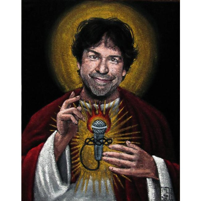 Giraldo patron saint of roasts by misha via gallery1988