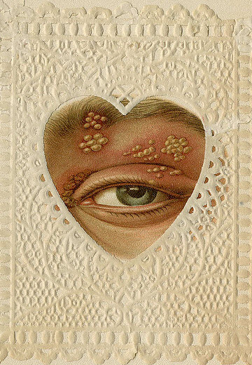 Valentine eye heart via incredibilis