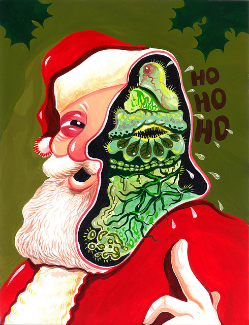 Xmas Secret Santa by Dieter VDO flickr and hotmonsters