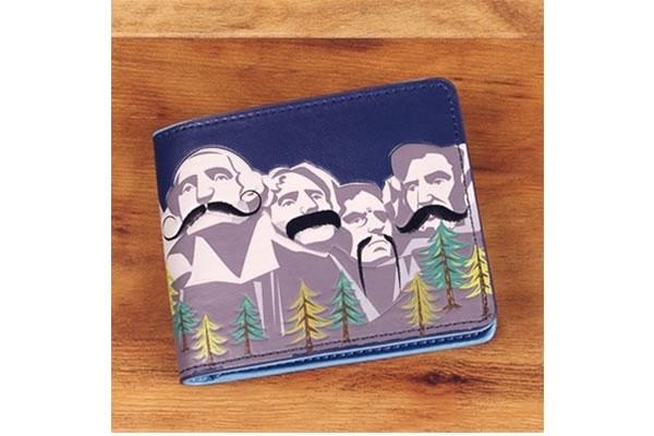 Moustache Mt-Stachemore-Wallet via neatoshop