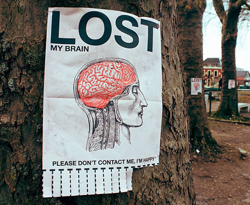Flier lost brain via thisisnthappiness