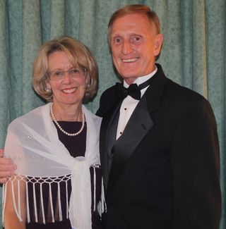 Walter and Ginny Dean Hall of Fame dinner