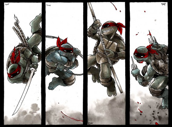 Tmnt via bleedingcool